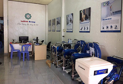 showroom graco miền nam